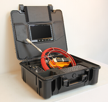 What a flexible cable of pipe inspection camera! WOPSON, no pipe can't inspect!