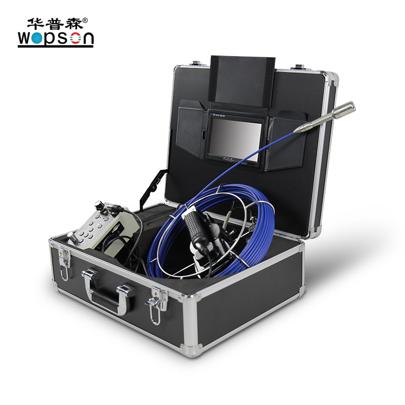 A1 Competitive Rates Drain Inspection System With 512hz Stainless Steel Camera