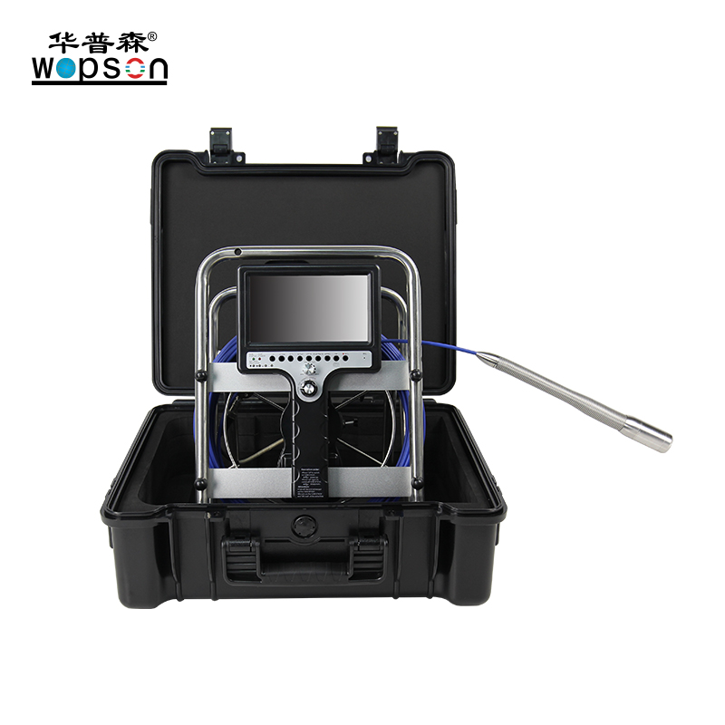 B2 WOPSON convenient Rotary Sewer Pipe Inspection Camera