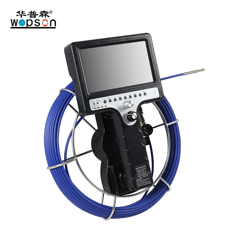 B1-C6 small Snake Chimney Pipe Inspection Camera