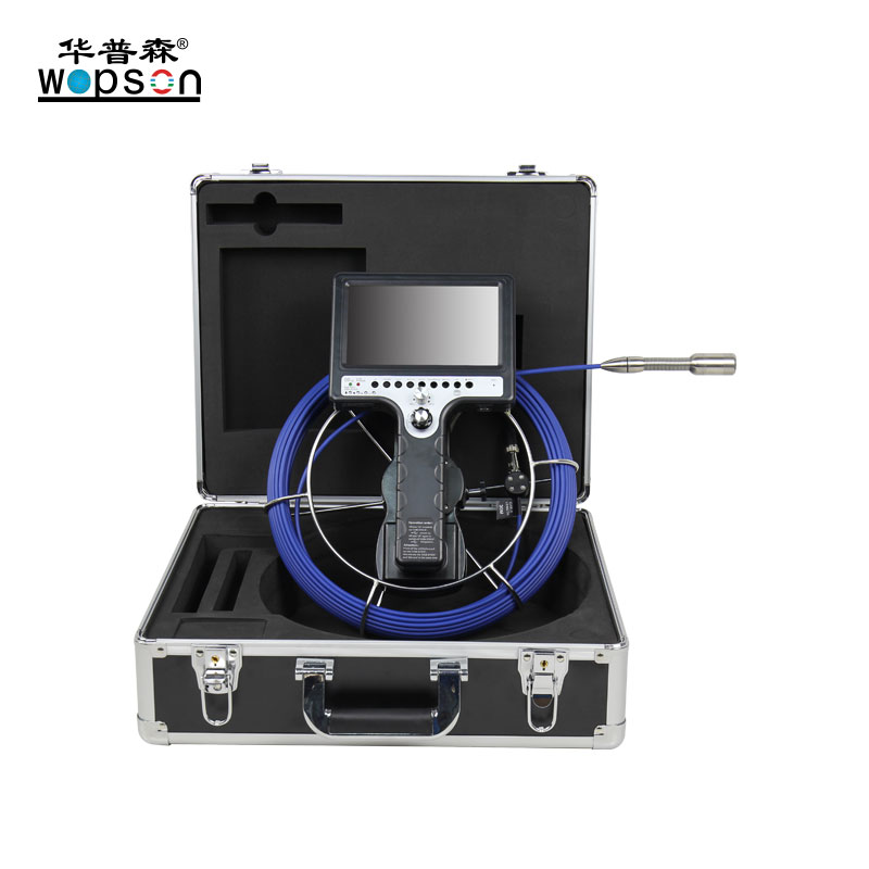 Digital zoon pipe sewer endoscope camera