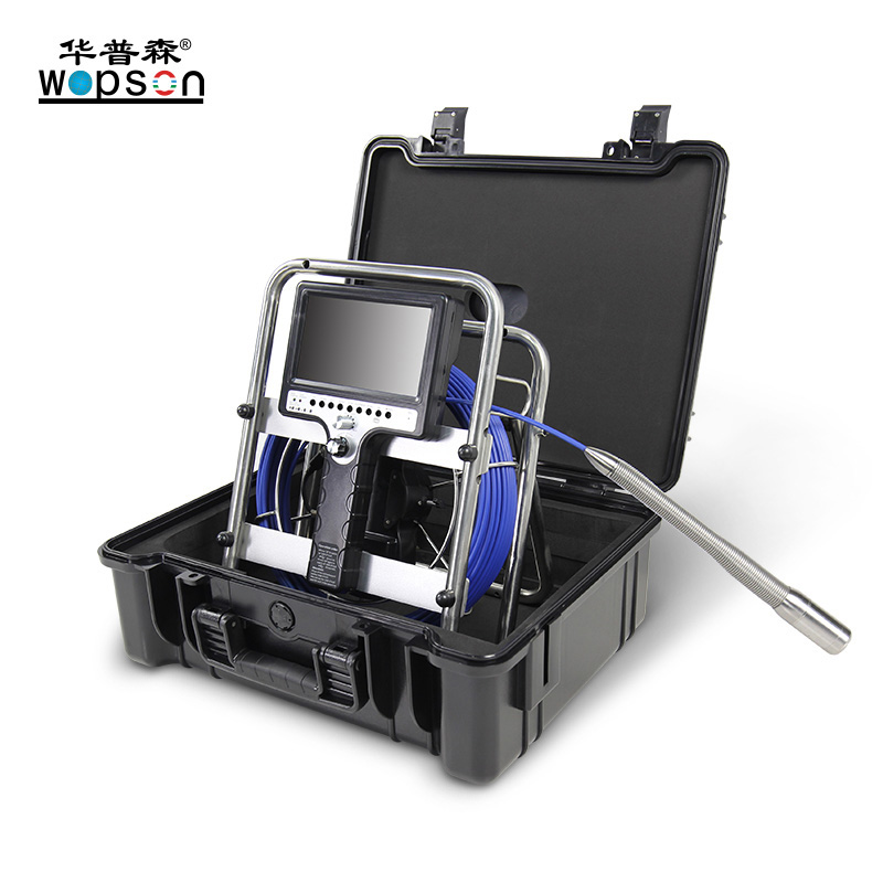 B2-C17 17mm Underwater Video Inspection Camera With Hand-Held Monitor
