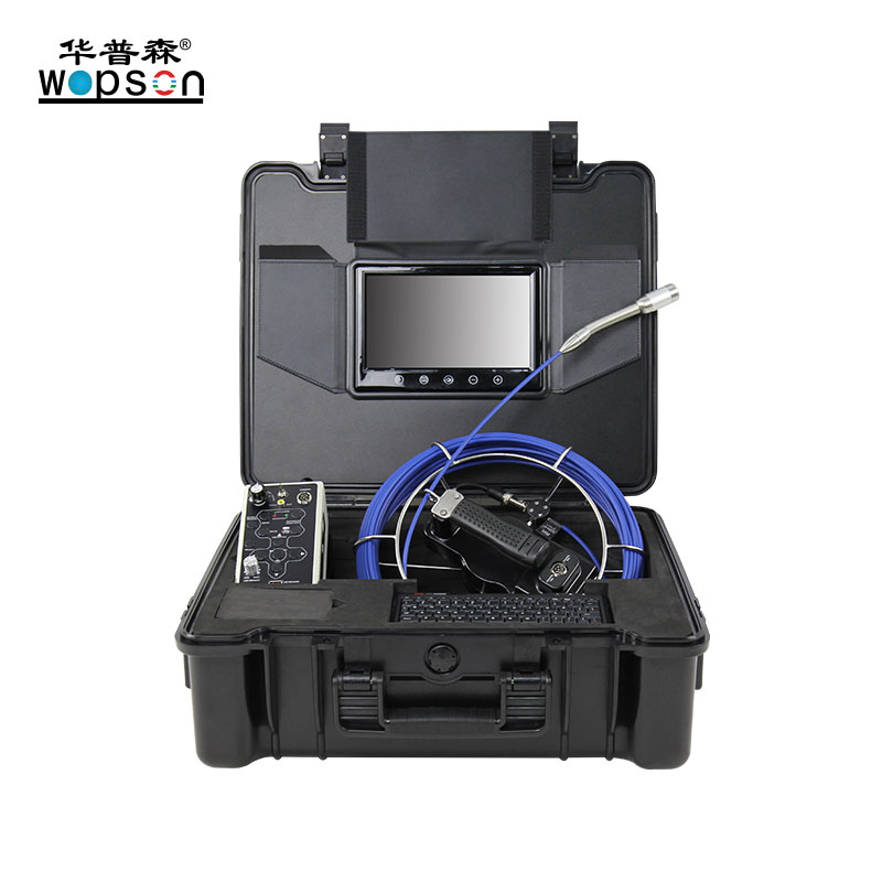 A2-C23AB self balance Sewer Inspection Camera Drain Inspection Camera