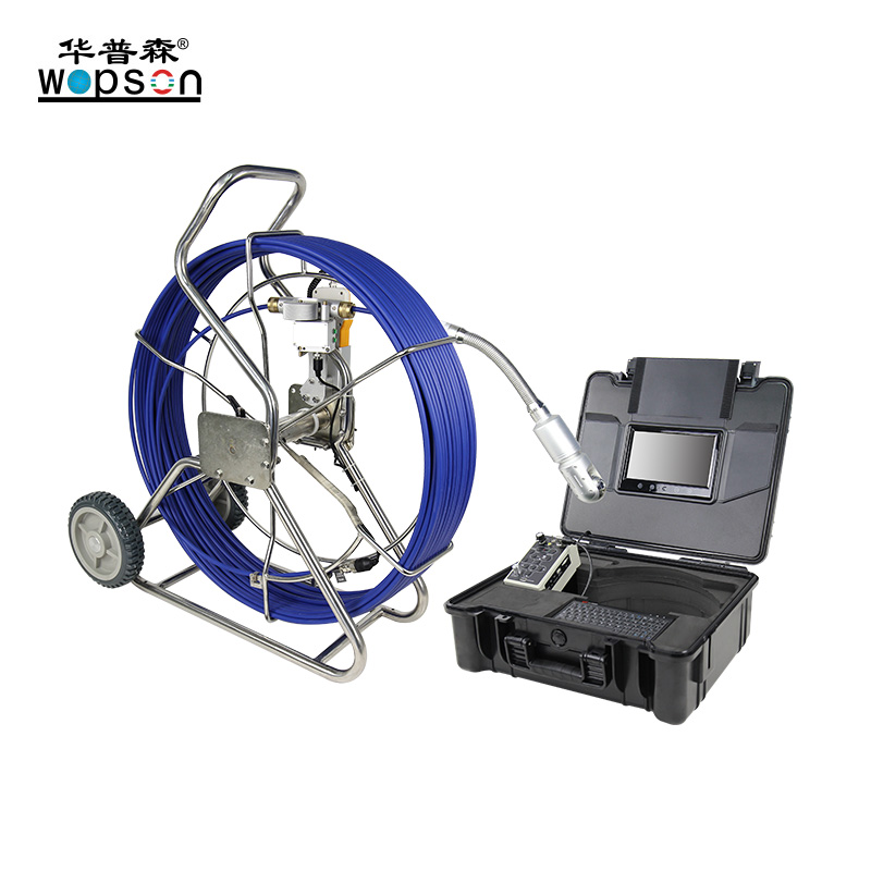 A4-C50PT WOPSON 9 inch TFT Screen Industrial Inspection Endoscope Camera