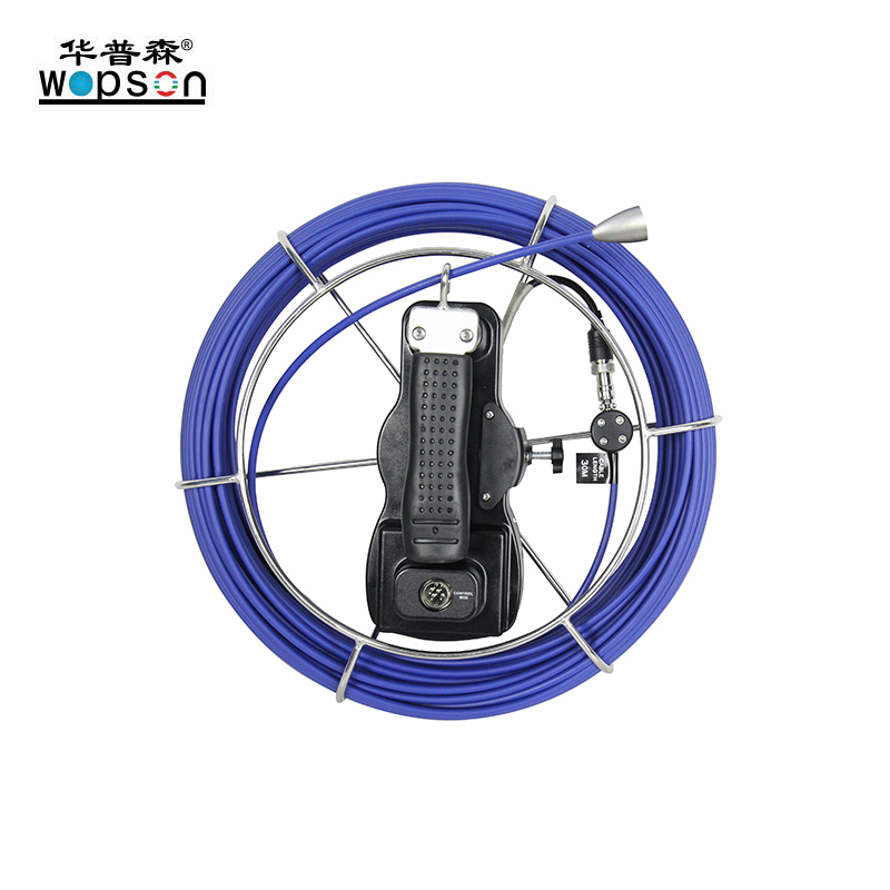 H1 30 meters WOPSON HD 720P plumbing pipe inspection camera